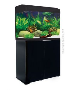 Aqua One AR620 Aquarium Gloss Black