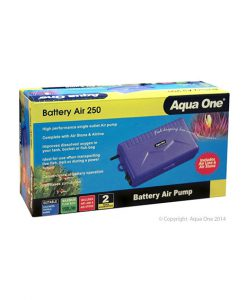 Aqua One Battery Air Pump 250
