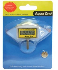 Aqua One Easy Read LCD Thermometer