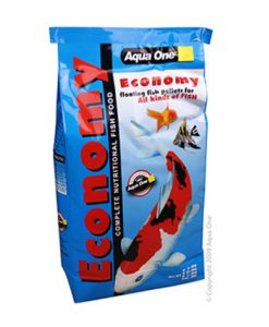 Aqua One Economy Pellet Extra Large 4MM 5KG
