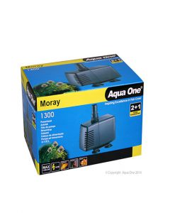 Aqua One Moray 1300 Submersible Pump