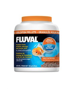Fluval Goldfish Medium Sinking Pellets 150G
