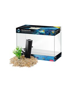 Blue Planet Glass Aquarium Kit 16L