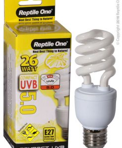 Reptile One Compact UVB 5.0 26W