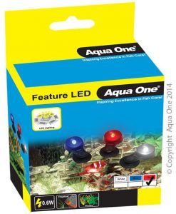 Aqua One Additional LED Lamp Submersible Red