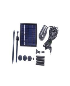 Solar Powered Pump 1.5W 150LPH